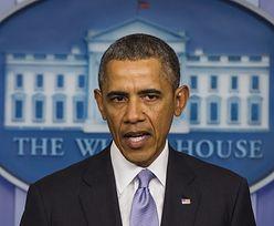 """Obama grozi Rosji. """"To będzie dla Moskwy kosztowne"""""""