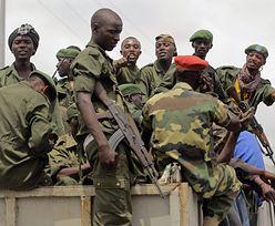 Walki plemienne w Kongu. Są liczne ofiary