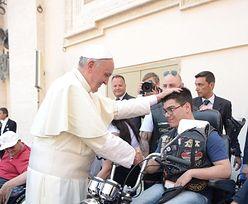 Papież i harlejowcy. Niezwykła audiencja