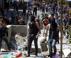 Interwencja policji na Wzgórzu Świątynnym. Policja zatrzymała 16 osób