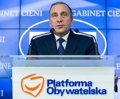"""""""Niepartyjny"""" pomysł na polską gospodarkę. Grzegorz Schetyna chce """"zatrzymać katastrofę"""""""