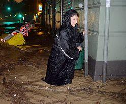 Krytyczna sytuacja w Genui, zalanej po gwałtownych opadach