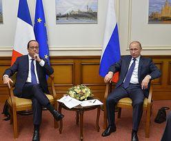 Wojna na Ukrainie. Francja pretenduje do wiodącej roli w mediacji na Wschodzie
