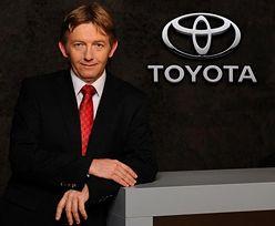 Toyota sprzedała 25 tysięcy aut w Polsce