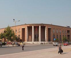 Aresztowania w Albanii po kradzieży z banku centralnego 7 mln dolarów