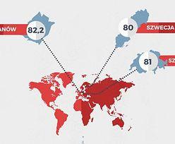 Statistica: Praga Północ jak Strefa Gazy, czyli gdzie w Polsce żyje się najdłużej