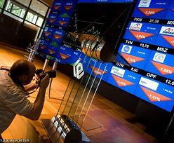 Pogrom banków na giełdzie. Straty sięgają kilkunastu procent