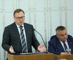 Senator Bierecki odpowiada Leszkowi Balcerowiczowi
