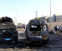 Zamachy bombowe w Iraku. Kilkadziesiąt ofiar