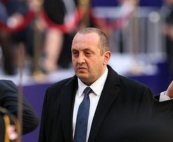 Gruzja ma nowego prezydenta