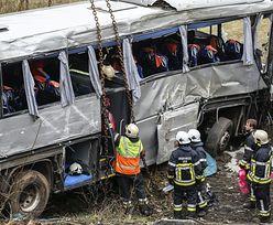 Wypadek w Belgii: nieprawidłowości w firmie autokarowej