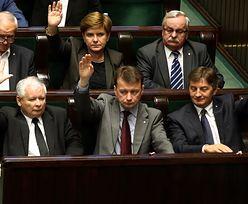 Wotum nieufności dla rządu. Politycy PiS komentują: opozycja nie zdała egzaminu