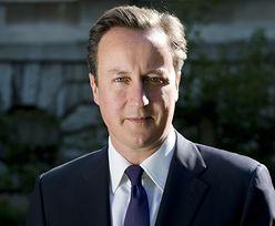 Cameron o akcji humanitarnej w Iraku