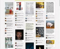 Spam na Facebooku, jedzenie i koty. Czym jest Pinterest?