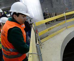 Budowa warszawskiego metra. Dziś dzień otwarty