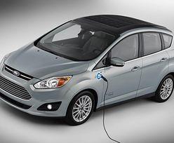 Ford C-MAX Solar Energi. Coraz śmielej w przyszłość?