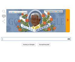 Nelson Mandela obchodzi urodziny na Google