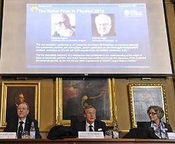 Nagroda Nobla z fizyki wręczona. Za bozon Higgsa