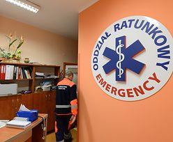 Dziewięć osób w szpitalach po pożarze w Jankowie Przygodzkim
