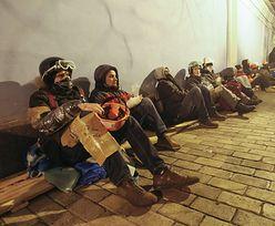 Protesty na Ukrainie. Wielka antyrządowa manifestacja
