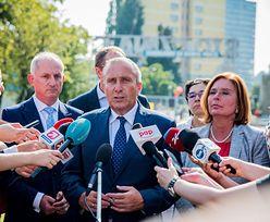 Pomysł na gospodarkę według PO. Grzegorz Schetyna przedstawił projekt