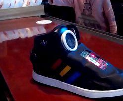 Google robi gadające buty. Zobacz je