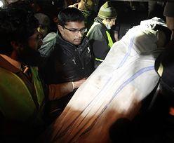 Pożar w centrum handlowym w Pakistanie. 13 ofiar śmiertelnych
