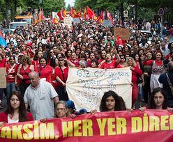 Protesty w Turcji. Policja tłumi zamieszki