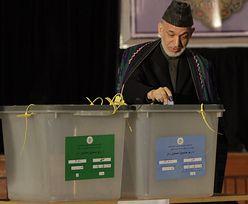 Wybory w Afganistanie. Frekwencja tak duża, że zabrakło kart do głosowania