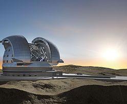 Teleskop E-ELT. To będzie gigant wielkości boiska