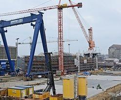 Stocznia Shipbuilding otwarła nową linię montażu statków