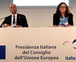 Bezpieczeństwo na Morzu Śródziemnym. Włochy chcą pomocy Unii, Unia mówi nie