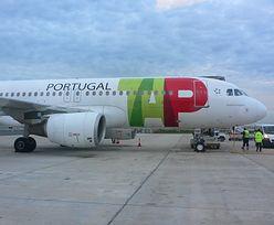 Strajk personelu kabinowego linii TAP w Portugalii. Lotniska sparaliżowane