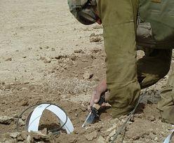 Polska armia pozbędzie się 300 tysięcy min
