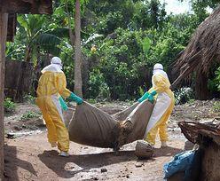 Epidemia eboli. Tragiczny bilans ofiar