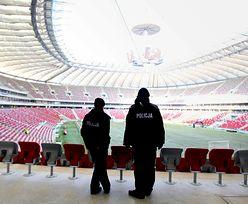 Odszkodowanie za przerwany mecz Polska-Anglia?