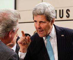 Wojna na Ukrainie. John Kerry spotka się z Siergiejem Ławrowem