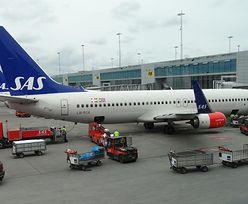 Pasażerski samolot linii SAS uniknął kolizji z rosyjskim samolotem zwiadowczym