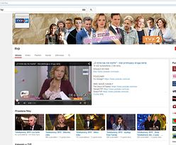 To nieprawda, że telewizja nie lubi YouTube