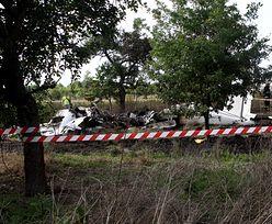 Pod Częstochową spadł samolot. Jest wiele ofiar