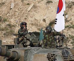 Wielkie ćwiczenia wojskowe Korei Płd.