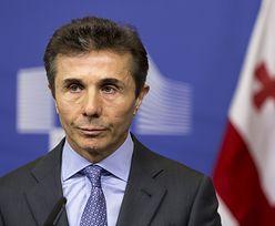 """Premier Gruzji w Polsce. """"Lepiej późno niż wcale"""""""
