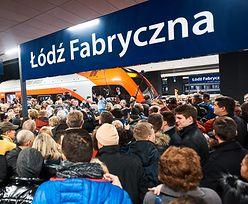 Torpol żąda 50 mln zł za Łódź Fabryczną. Wśród pozwanych PKP i miasto Łódź