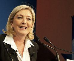 Le Pen: będę rozważać zniesienie sankcji wobec Rosji