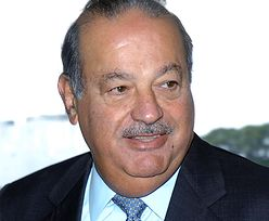 Carlos Slim największym przegranym na świecie. Stracił 20 mld dol.