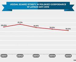 Szara strefa w Polsce. Statystycznie pracujemy nawet 70 dni nielegalnie