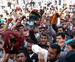 Kurdowie uczcili pamięć ofiar ataku chemicznego w Halabdży