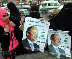 Zamach w Egipcie. Rzucił bombę w uczestników wiecu wyborczego