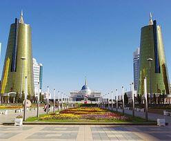 Umowa między Kazachstanem, Polską i Rosją? Chodzi o transport