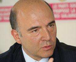 Co dalej z pomocą dla Grecji? Unijny komisarz leci do Aten